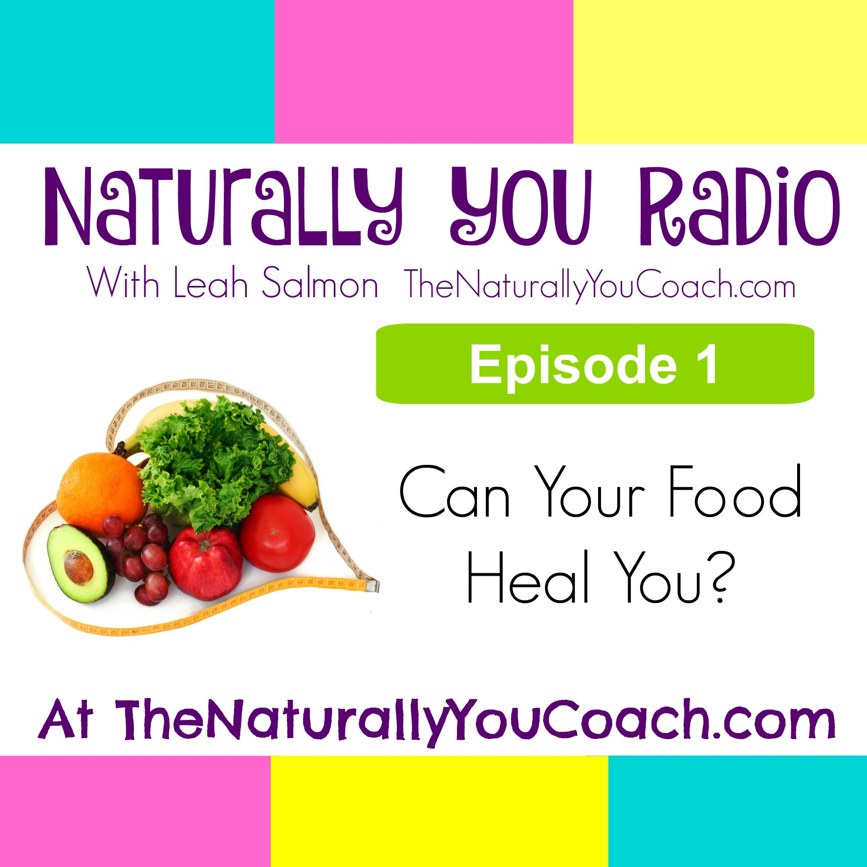 Can Your Food Heal You? NYR #1