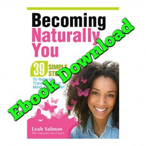 Becoming Naturally You Ebook