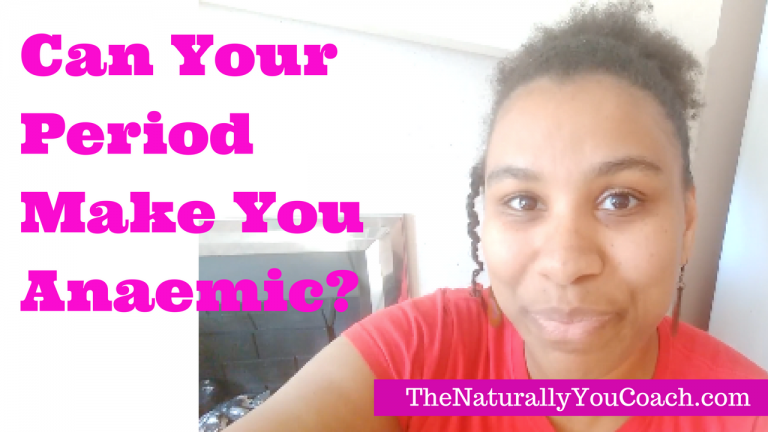 Can Your Period Make You Anaemic?