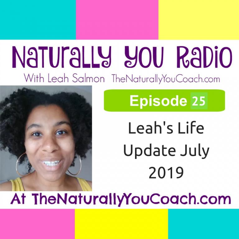 Leah's Life Update Jul 2019 #NYR25