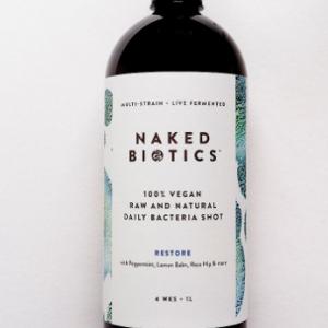 NakedBiotics Restore (Rawbitoics Gut) 1000mls