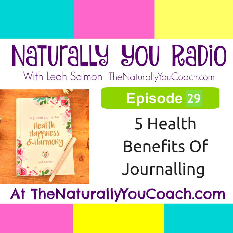 5 Health Benefits Of Journalling #NYR29