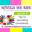 Tips To Consistent Journalling #NYR30