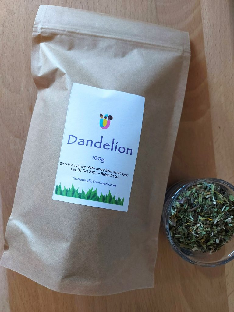 Dandelion Loose Herb 100g