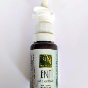 Nano Zinc & Silver Spray