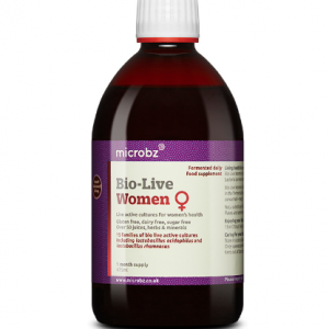 Microbz Bio Live Women